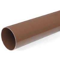 Труба водосточная Bryza диаметр 63, 90, 110 мм