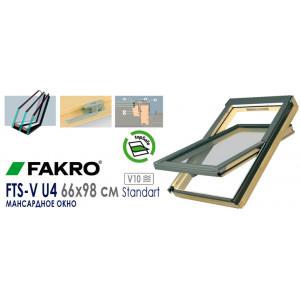 Мансардное окно FTS-V U4 55* 78