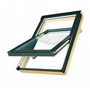 Мансардное окно FTT U6 Thermo 55* 98