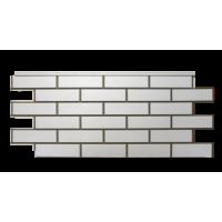 Фасадные панели «Гладкий кирпич»