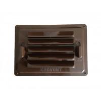 Вентиляционная регулируемая решетка для цоколя KROVENT
