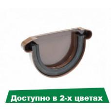 Заглушка желоба Nordside диаметр 125 мм.
